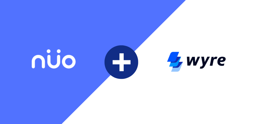 Nuo Network Announces Wyre Integration for Mainstream Adoption, Lets Users Earn Interest with Debit Cards