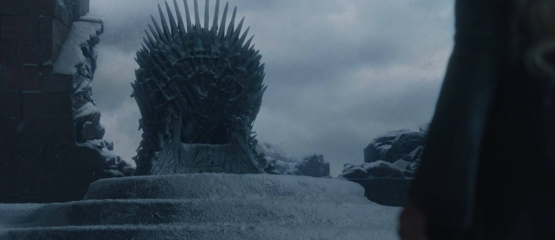 Game of Thrones Finale: The Iron Throne is Won With a Final Shock Twist