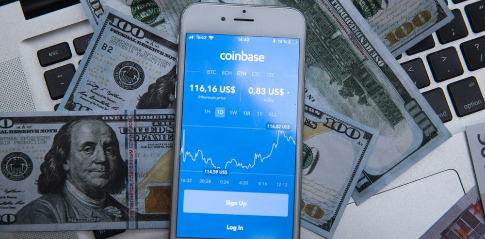 This Coinbase-Backed Cryptocurrency Surged 75% in a Single Day
