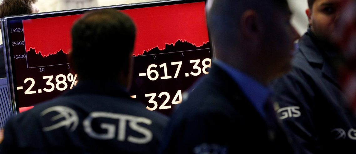 Dow Flinches After Chicago Fed Index Flashes Dangerous Recession Signal