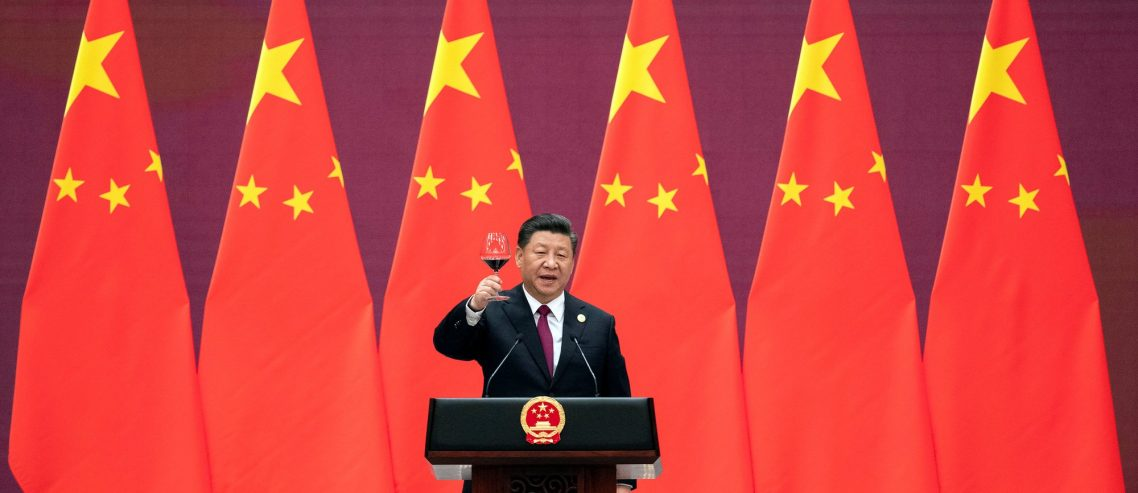 Dow Cringes as Xi Jinping Ominously Sparks Fears of Economic Cold War
