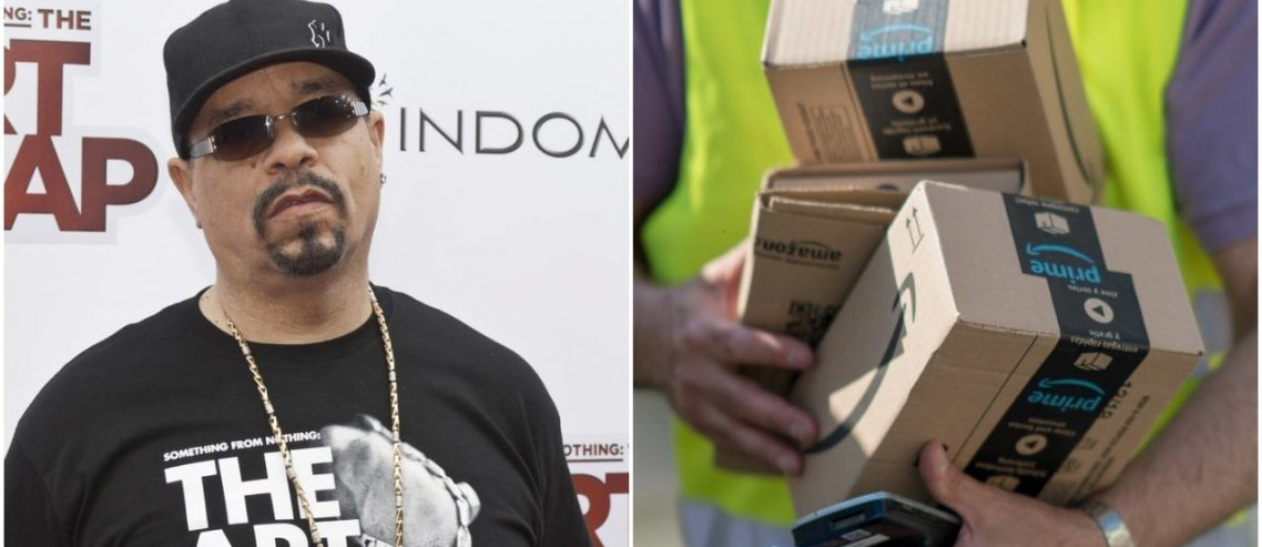 Ice-T Trashes Amazon After Delivery Almost Ends in Tragic Shooting