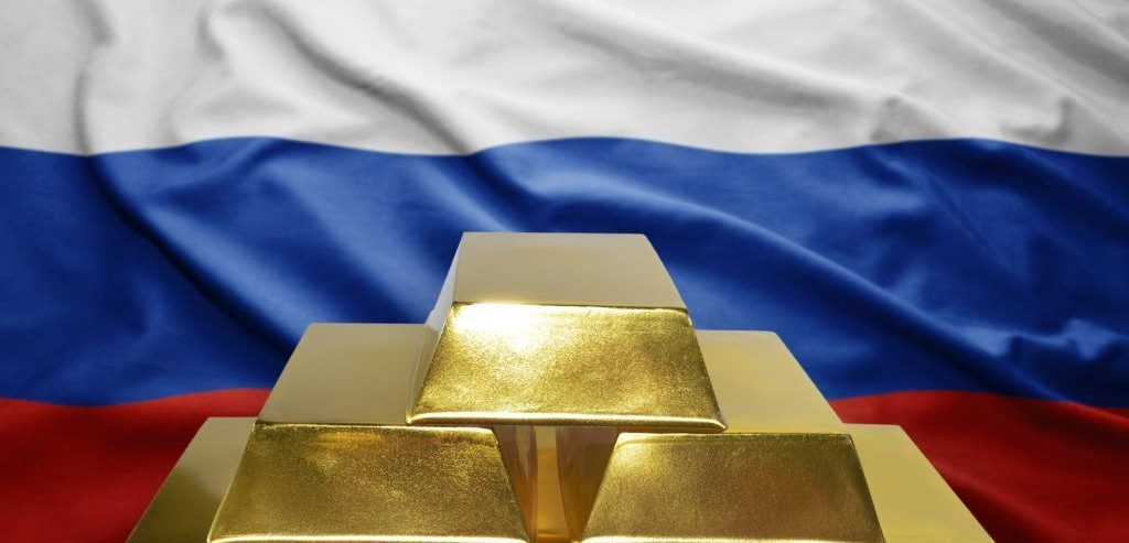 Russia Stunningly Explores a Gold-Backed Crypto to Settle Payments