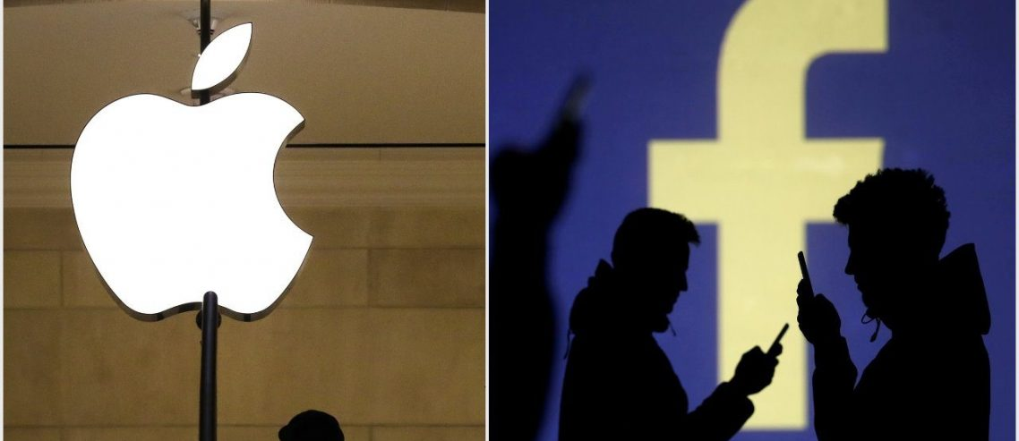 Apple's Brand Worth a Whopping $200 Billion as Facebook's Value Falters