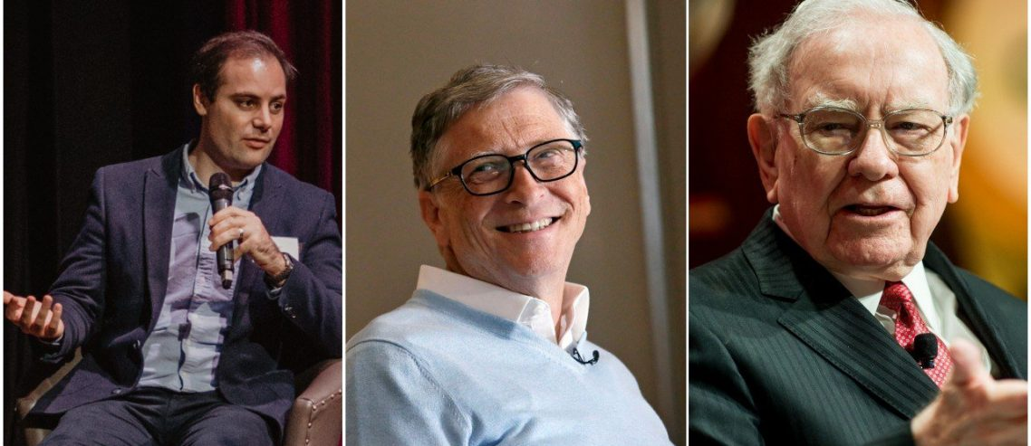 Bitcoin Billionaire Pledges Crypto Billions to Bill Gates, Warren Buffet's 'Giving Pledge'