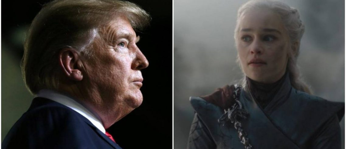Dow Struggles as Analyst Savages Trump's 'Game of Thrones' Strategy
