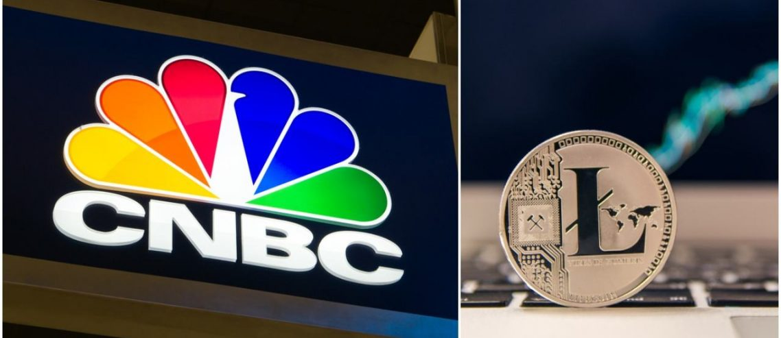 'Sell the House, Car and Kids. Buy Litecoin!' CNBC Host Goes Crypto Crazy