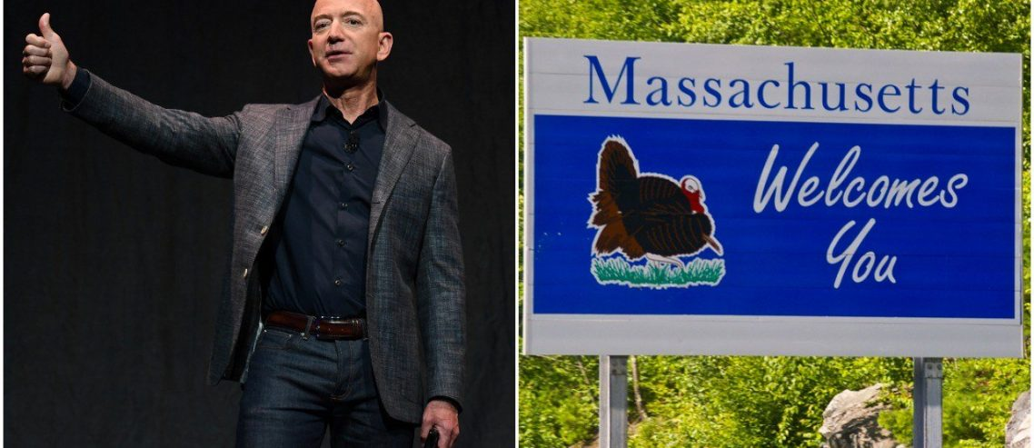 Amazon Creates 1,500 Jobs in Massachusetts After Spurning NYC