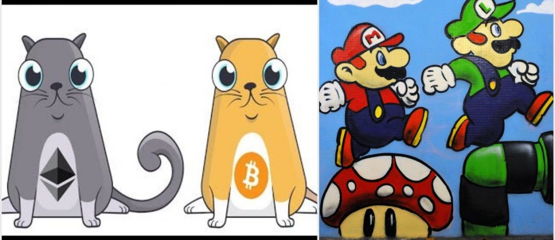 'Mario of the Blockchain' CryptoKitties Has Yet to Gain Wide-Scale Usage