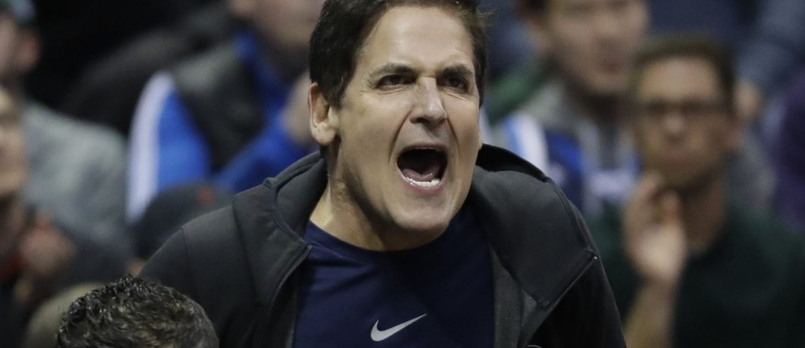 Bitcoin Skeptic Mark Cuban Torches 'Useless' SEC in Withering Takedown