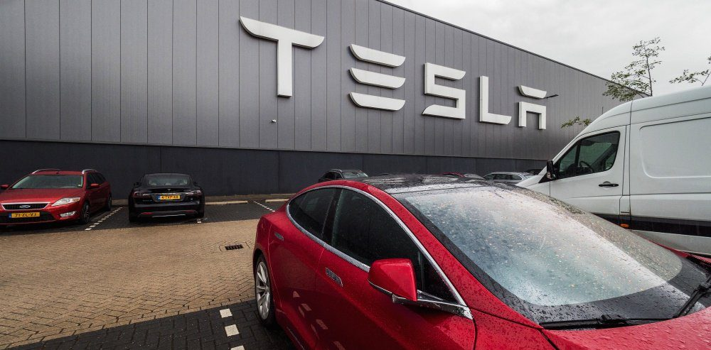 Tesla Sued For Embarrassing Unpaid $1.77 Million Bill as Stock Rewinds to 2016