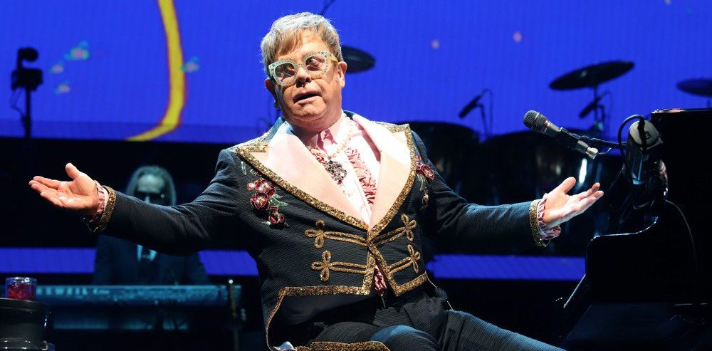 Someone Tell Elton John to STFU About Brexit and Just Sing