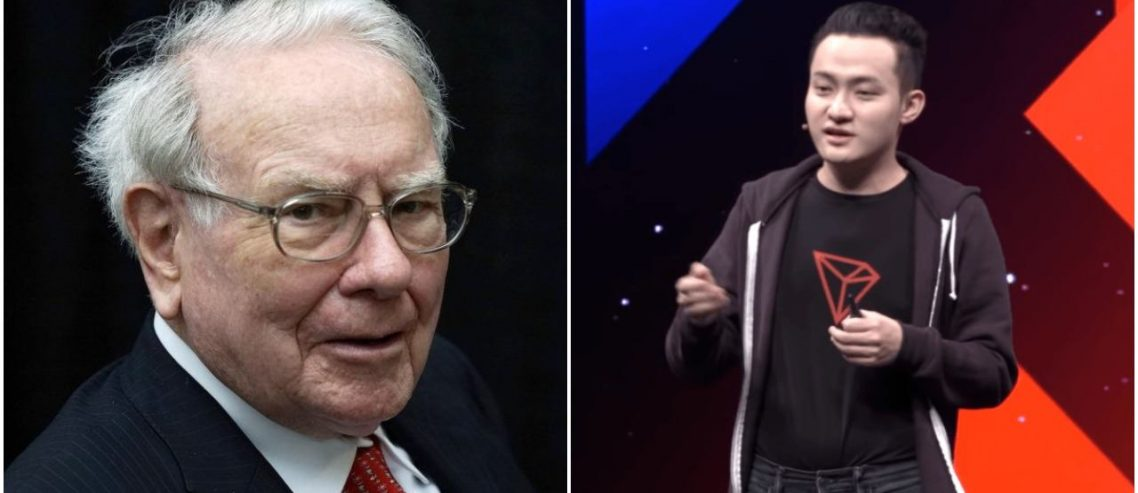 Tron CEO Pays $4.5 Million to Give Warren Buffett His Best Crypto Pitch