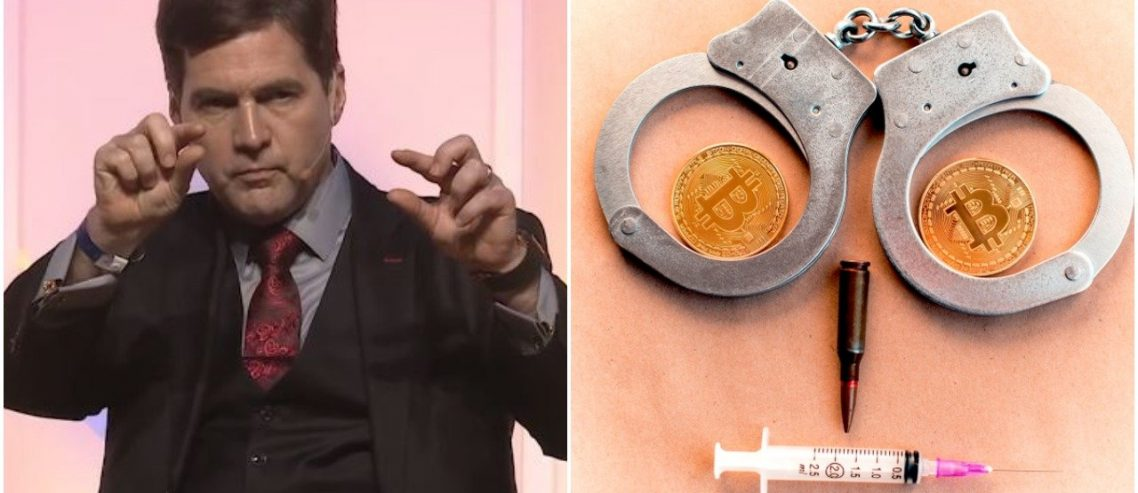 Craig Wright: Bitcoin Users Are Money Launderers & Will Rot in Jail