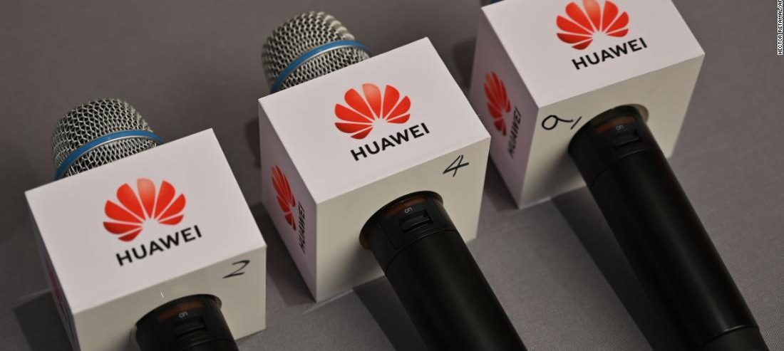 Huawei wariness is helping an American networking company