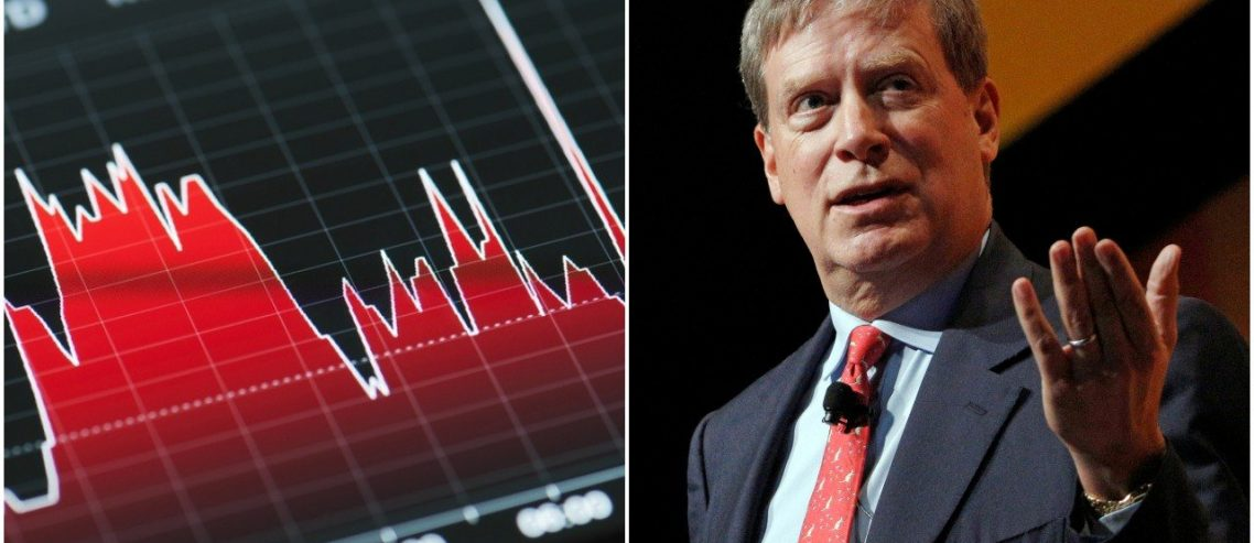 Dow Shoots North But Hedge Fund Pro Warns of 40% Stock Market Crash