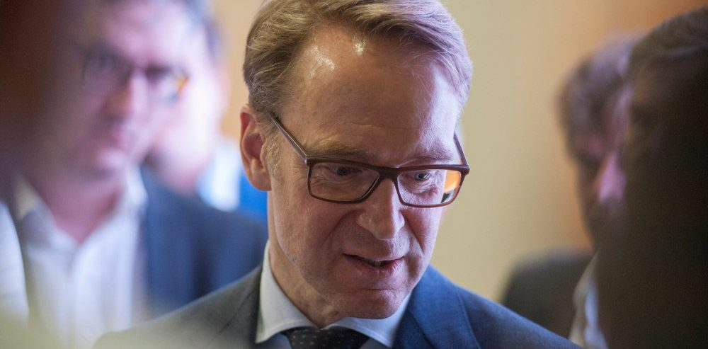 German Central Bank Chief Pours Cold Water on Digital Currencies
