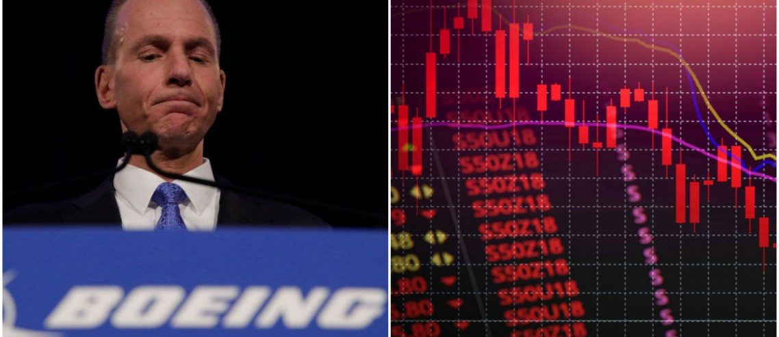Boeing Stock Drags DJIA Lower as FAA Punts on 737 MAX Timetable