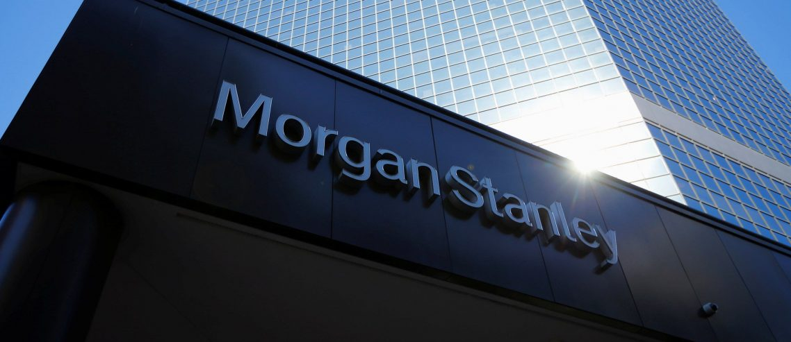 Dow Futures Bleed Out as Morgan Stanley Rings Recession Alarm