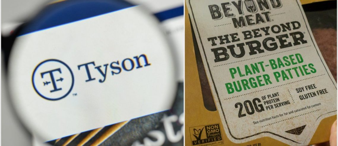 Could Tyson Foods' Plant-Based Nuggets Be the Beyond Meat Killer?