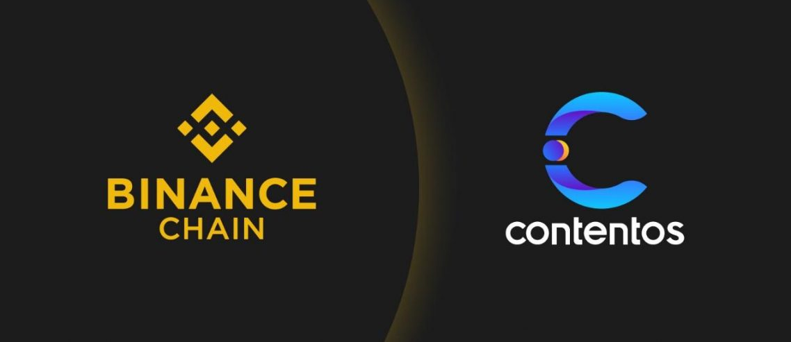 Contentos Joining Binance Chain to Explore the Content Blockchain Ecology in a Win-win Cooperation
