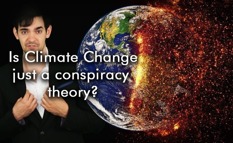 What a bit! Is Climate Change Just a Conspiracy Theory?