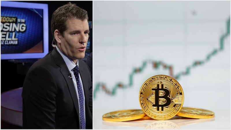 Tyler Winklevoss Bets Bitcoin Is Headed to $15,000 Once It Hits This Level