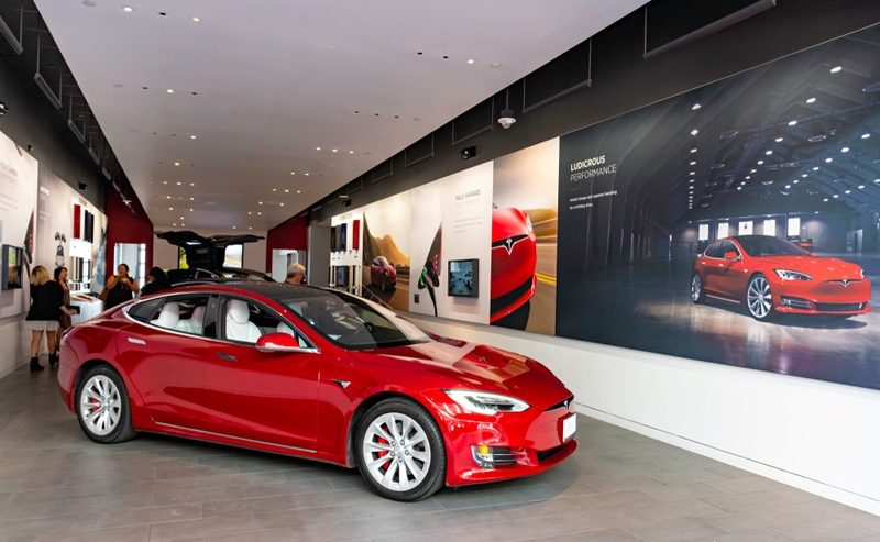 Tesla's Stock Has Surged 22% on This $2 Trillion Market Opportunity