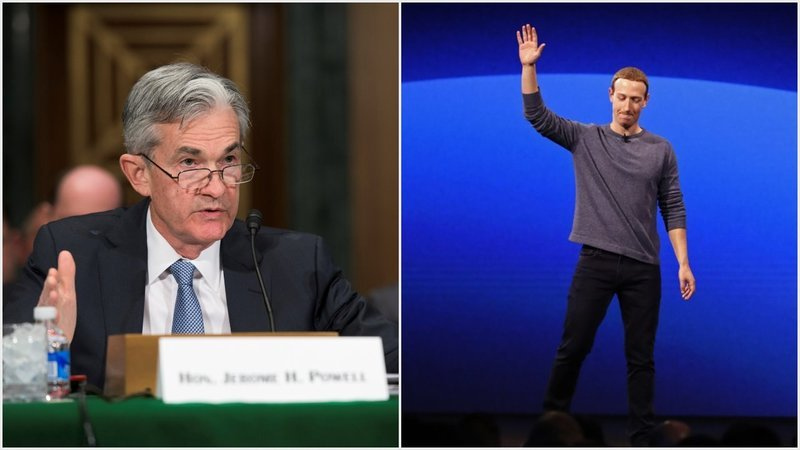 Fed Not Threatened by Facebook Libra, Has No 'Plenary Authority' Over It