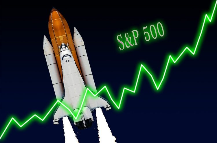 What Recession? S&P 500 Rockets to New High