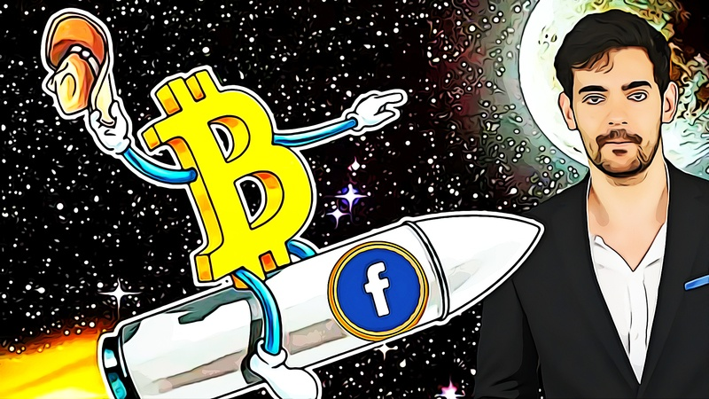 What a bit! Bitcoin to the Moon, Thank You Libra!