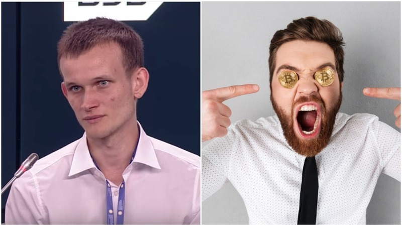 Bitcoin Brawl: Ethereum's Vitalik Buterin Takes on the Crypto Twitter Shills