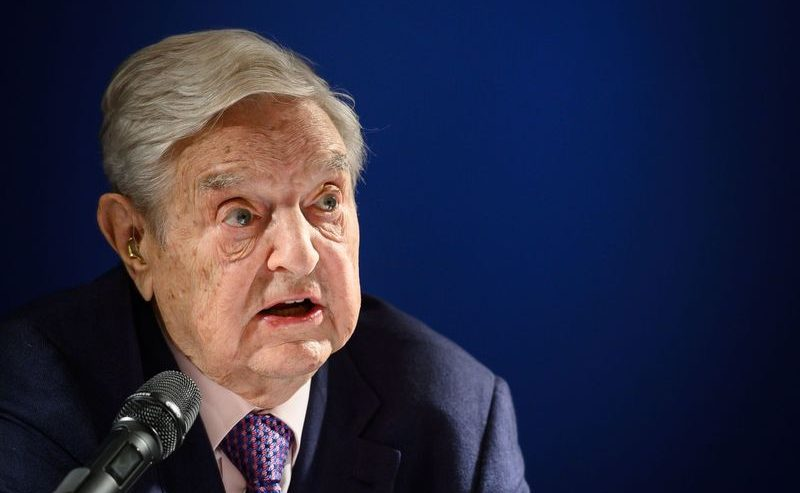 George Soros and Other Billionaires Beg 2020 Hopefuls for Wealth Tax
