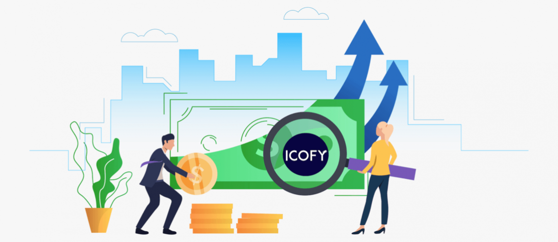 ICOFY Successfully Completes $5M Private Fund Raise for AI and Blockchain Project