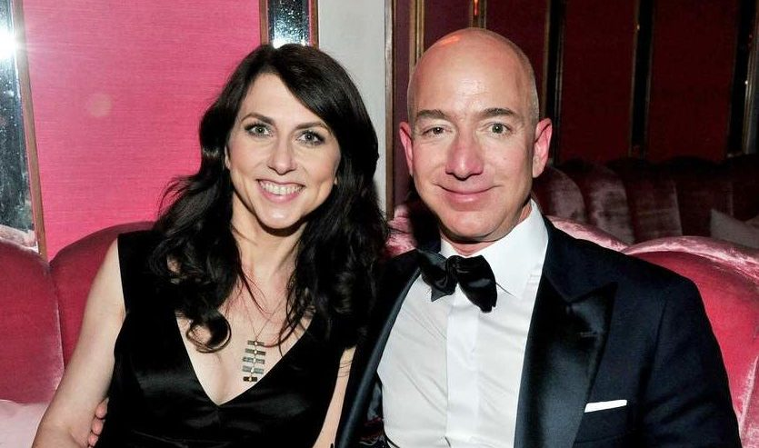 Jeff Bezos Gets a $38 Billion Haircut This Week with Divorce Finalized