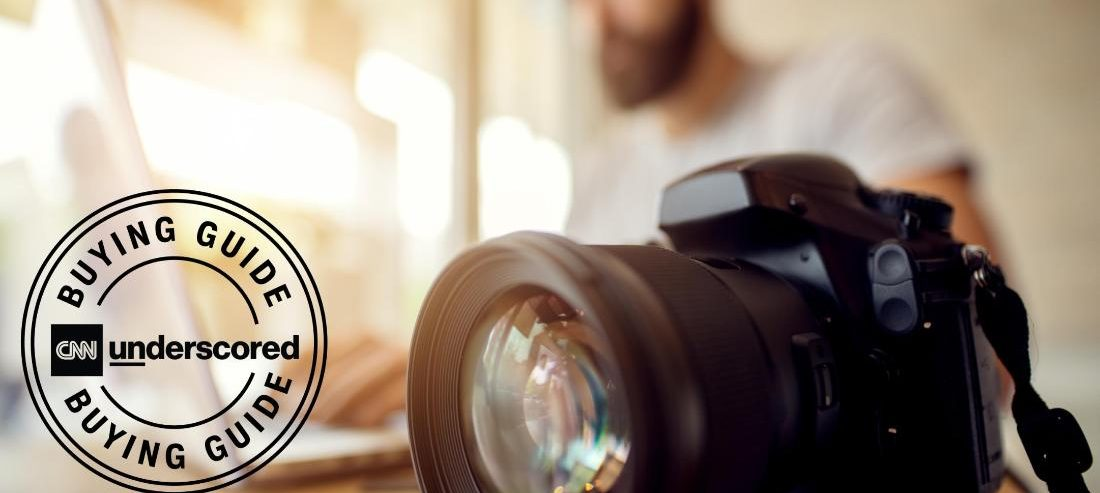 Here's your guide to finding a DSLR camera that's right for you