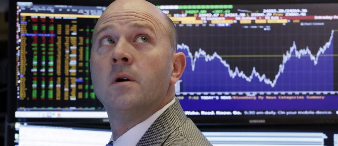 Dow Goes Berserk as Core Inflation Growth Spikes to 17-Month High