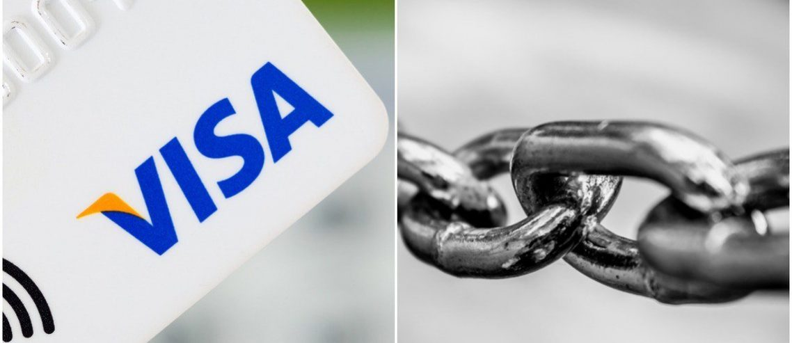 Visa Predictably Backs $40 Million Raise in Cryptocurrency Security System