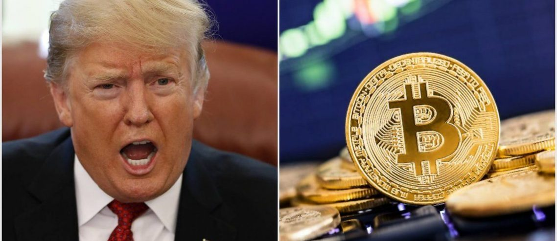 Breaking: Donald Trump Bashes Crypto, Says He's No Fan of Bitcoin