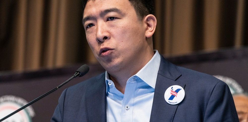 Andrew Yang on Automation: 'You Can't Turn Truck Drivers into Coders'