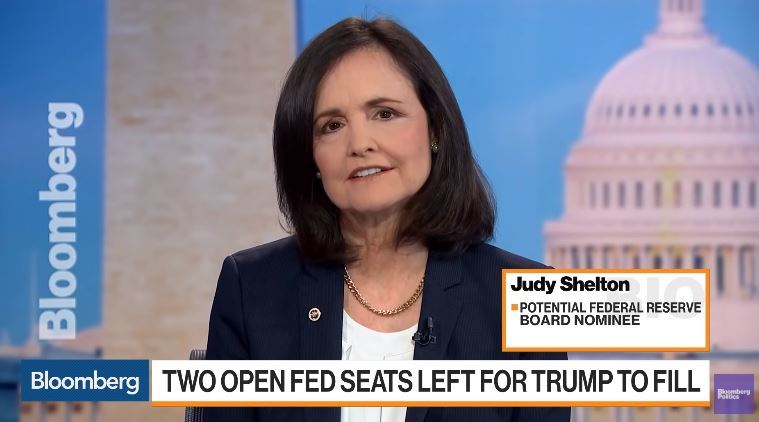 Trump's Fed Pick Isn't Just a Gold Bug – She's Also a Crypto Bull