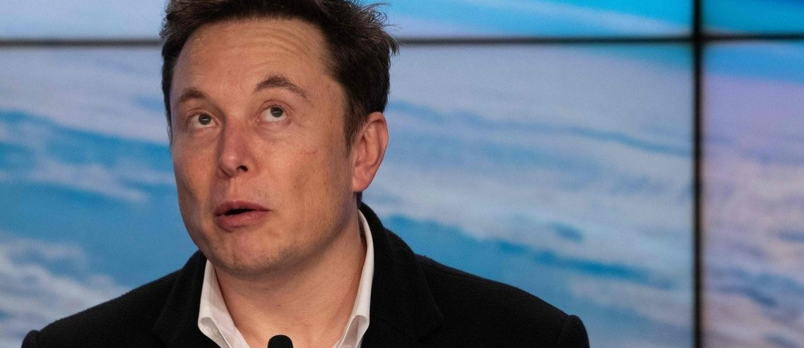 Elon Musk Brags About SpaceX Going to Mars. Let's Send Him First