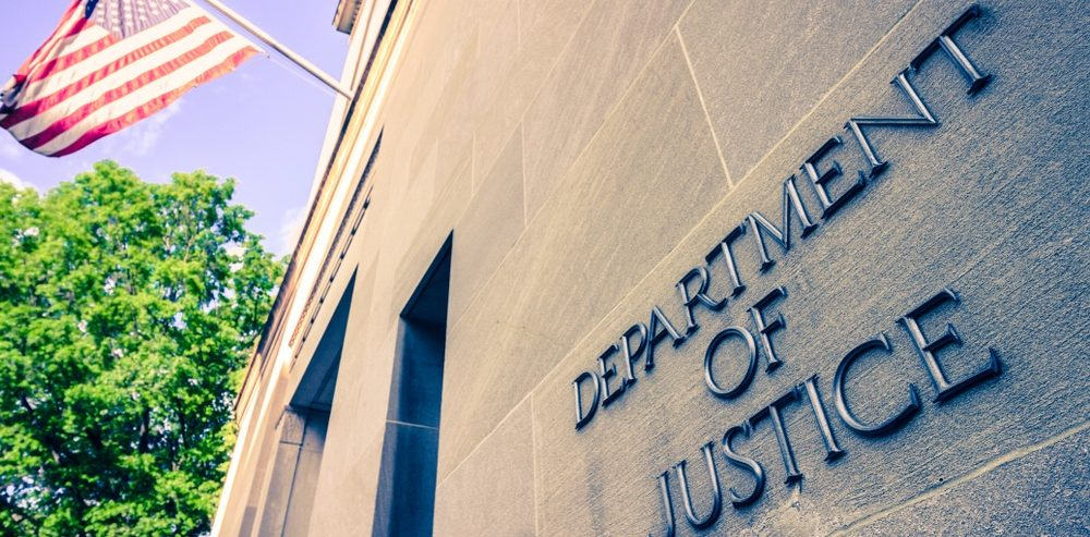 Justice Department Slaps Escrow Firm Director in $7 Million Bitcoin Fraud