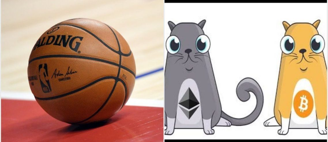 NBA & CryptoKitties Creator Team Up, Could Bring Blockchain to Masses