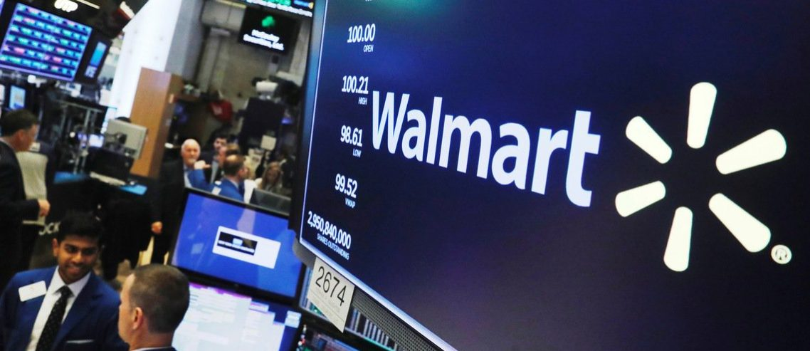 Walmart Stock Laughs Off Trade Tensions & Recession Hysteria