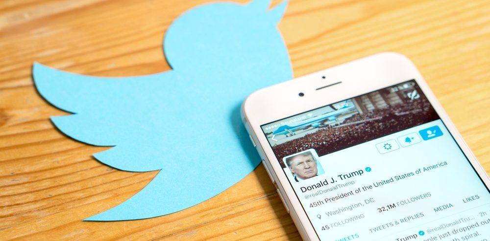 The New Stock Market Forecast Strategy: Counting Trump's Tweets