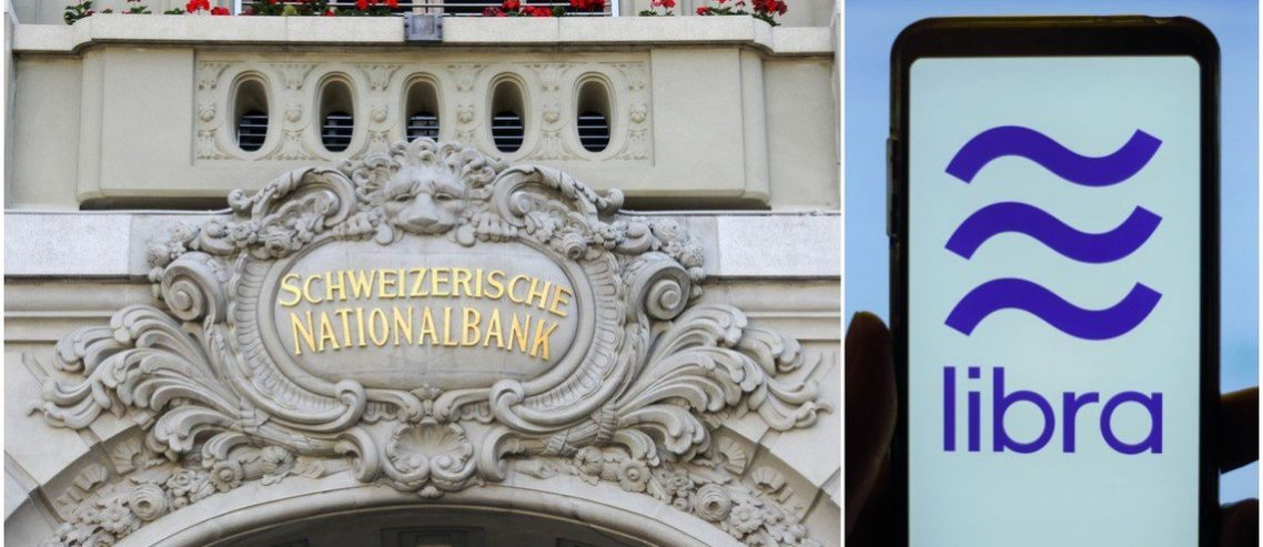 Swiss Central Bank Dreads Scary Foreign Stablecoin Crypto