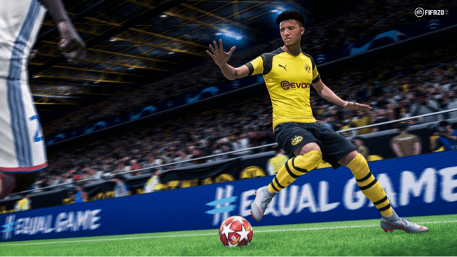FIFA 20 Demo Hype Overshadows Underwhelming PES 2020 Launch