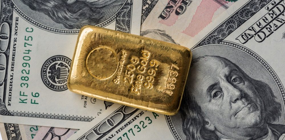 Gold Price Flashes Oversold Signal Following Massive Correction
