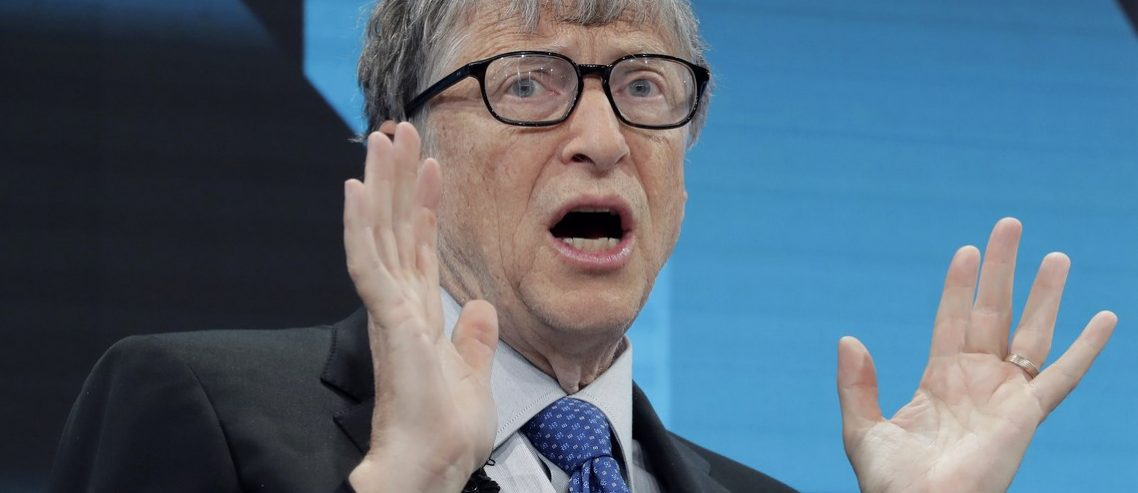 Bill Gates Is $16 Billion Richer in 2019 and He's Still 'Bullish' on Stocks